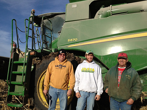 3 Generations With Combine Copy E513113b 1