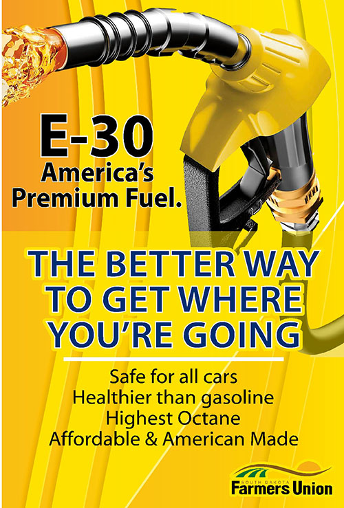 SDFU Industry Initiatives | South Dakota Farmers Union - E-30 America's Premium Fuel