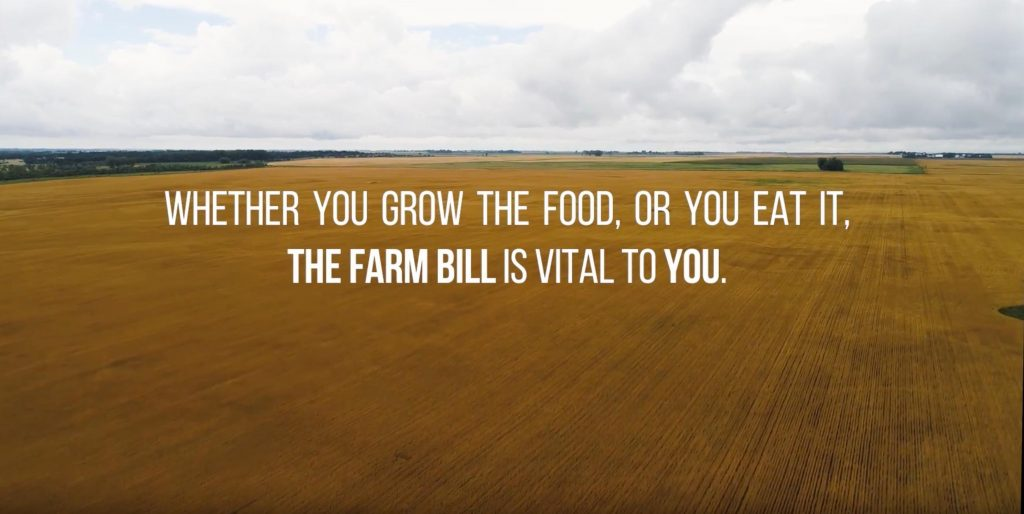SDFU Industry Initiatives | South Dakota Farmers Union - Farm Bill