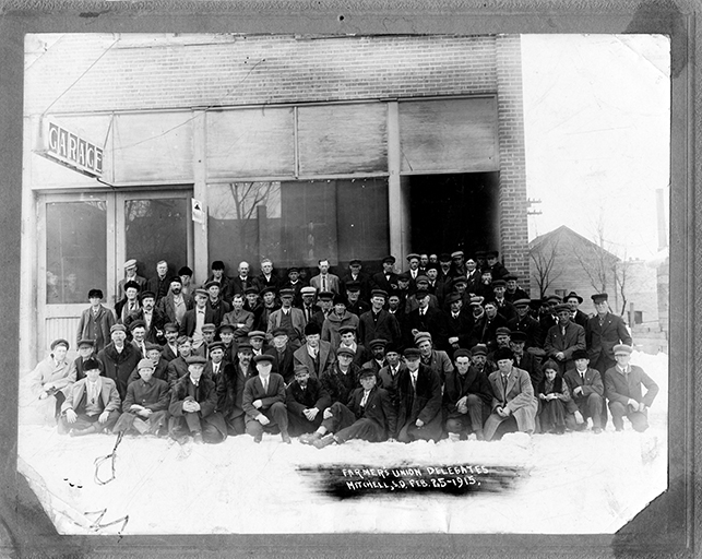 SDFU - Our History   South Dakota Farmers Union - The Very First Convention