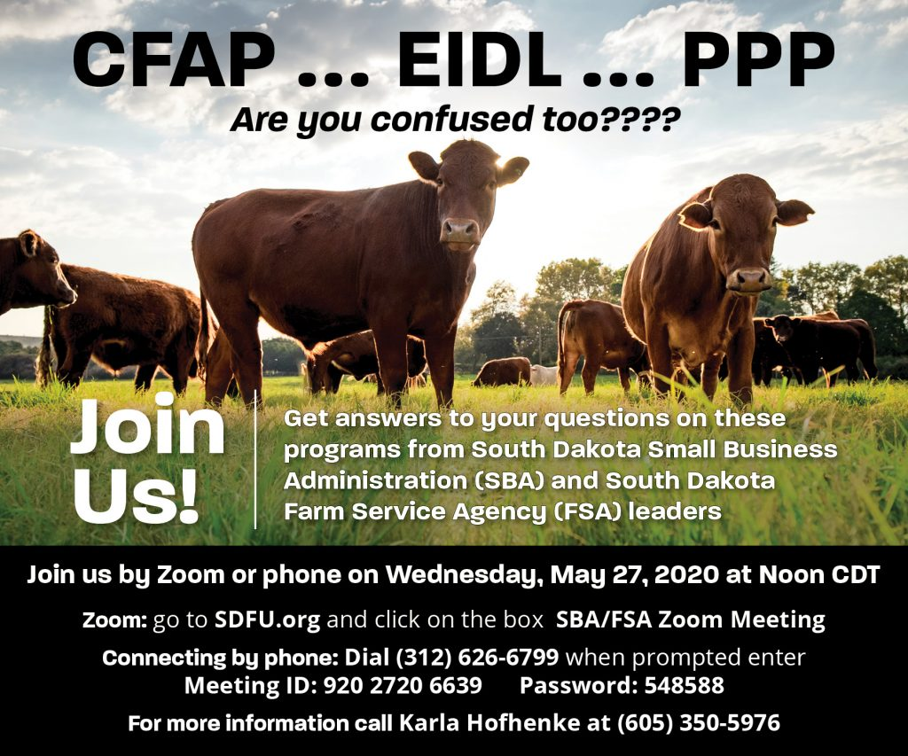 May 27 Meeting Info